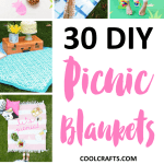 30 Wonderful Picnic Blankets That You Ll Want To Recreate Cool Crafts