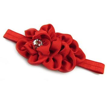 Sanwood – Baby Mädchen Haarband – rot -