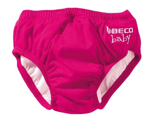 Beco – Baby Mädchen Badebekleidung Bade Slip – rot