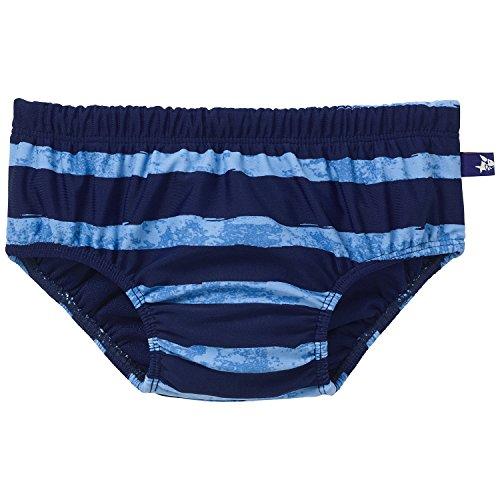 Schiesser – Baby Jungen Badebekleidung Windelslip – blau