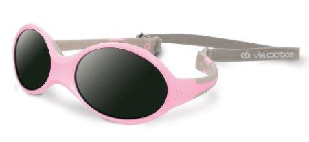 Visiomed – Baby Mädchen Sonnenbrille – rosa