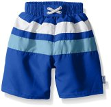 iplay – Baby Jungen Badebekleidung Schwimmwindel – blau