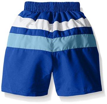 iplay – Baby Jungen Badebekleidung Schwimmwindel – blau -