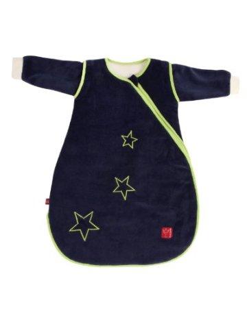 """Kaiser – Baby Ganzjahres-Schlafsack """"STAR"""" – dunkelblau -"""