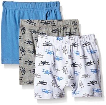 NAME IT – Baby Jungen Unterhosen – mehrfarbig, 3er Pack -