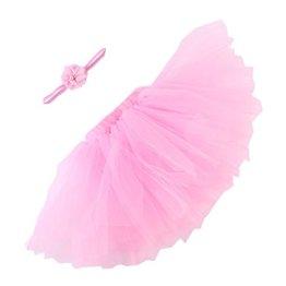 puseky – Baby Mädchen Rock – rosa, Einheitsgröße