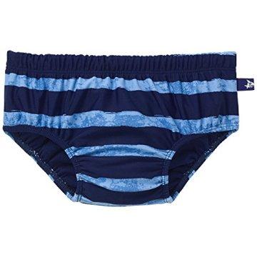 Schiesser – Baby Jungen Badebekleidung Windelslip – blau -