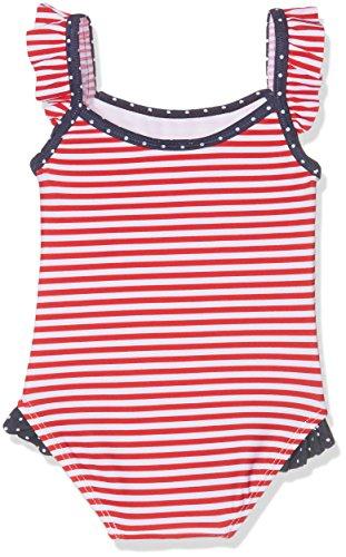 Steiff – Baby Mädchen Badebekleidung Einteiler – rot -