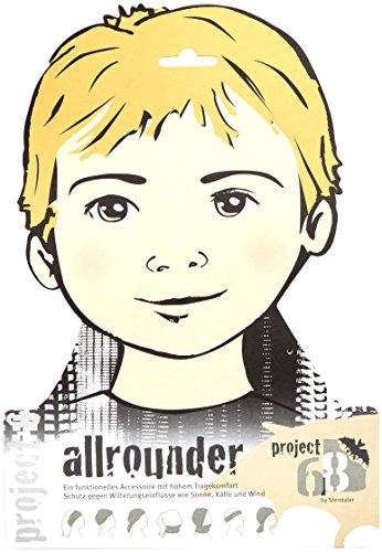 """Sterntaler – Baby Halstuch """"Allrounder"""" – grau -"""