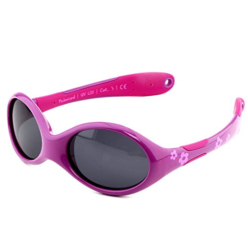 Active Sol – Sonnenbrille – pink