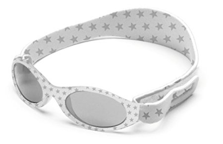 Dooky – Baby Sonnenbrille – silver Star