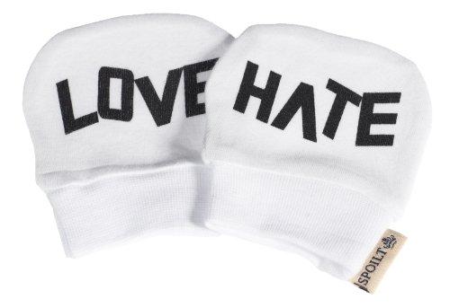 SR – Baby Fäustlinge – Love Hate