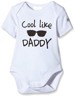 Twins Baby – Body Junge – Cool like Daddy