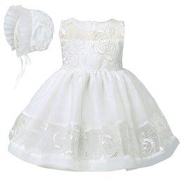YiZYiF – Special Day Kleid – weiß
