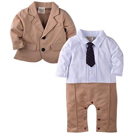 ZOEREA – Anzug Jungen – besch