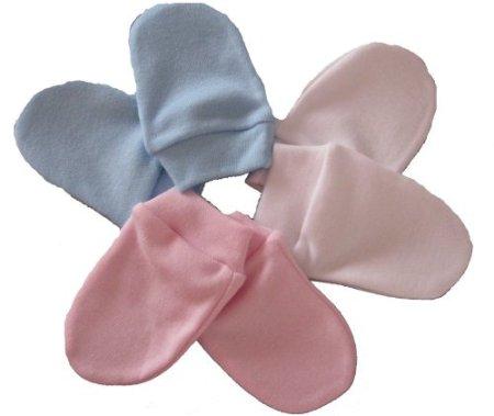 Playshoes – Baby Fäustlinge – blau -