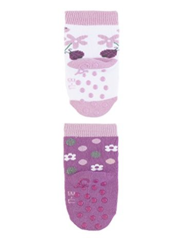 Sterntaler – Baby Socken – Blumenmuster -