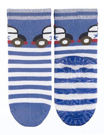 Sterntaler Baby – Socken Jungen – Polizei -