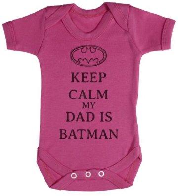 TRS – Baby Strampler – Batman -