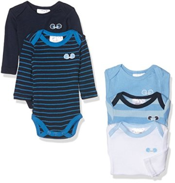 Twins Baby – Body Junge – 5er -