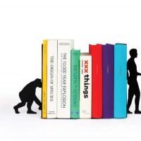 Buchstützen Evolution