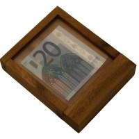Geldtresor, eine tolle Verpackung für Geldgeschenke