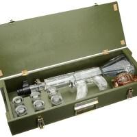 Red Army Vodka Kalashnikov Set