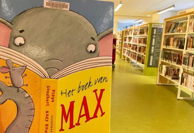 het boek van max review