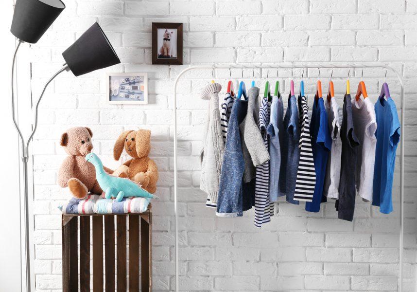 capsule wardrobe voor kids