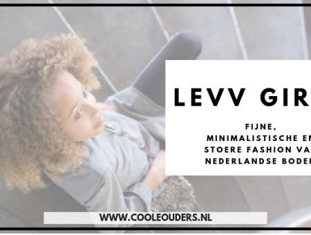 LEVV Girls label