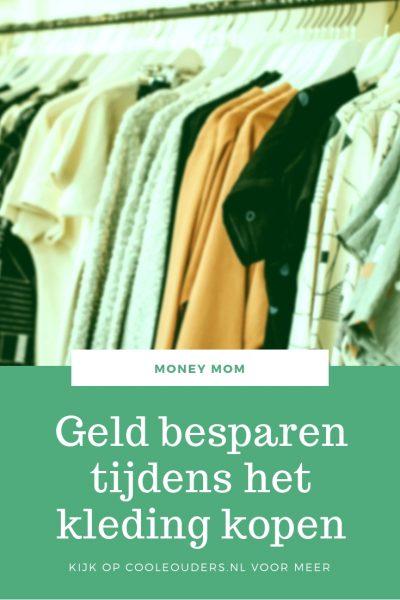 Geld besparen tijdens het kleding kopen