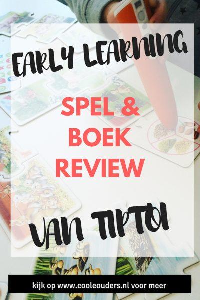 tiptoi spel boek review