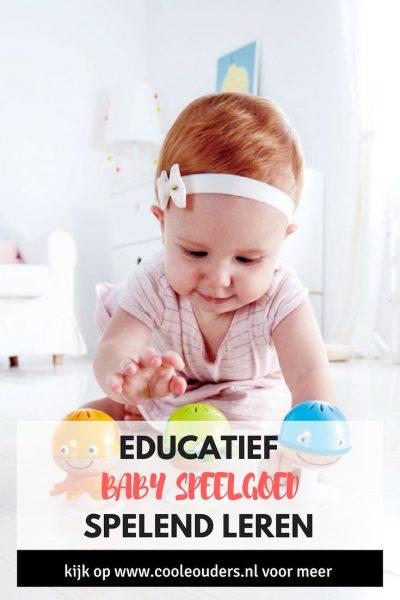 educatief babyspeelgoed