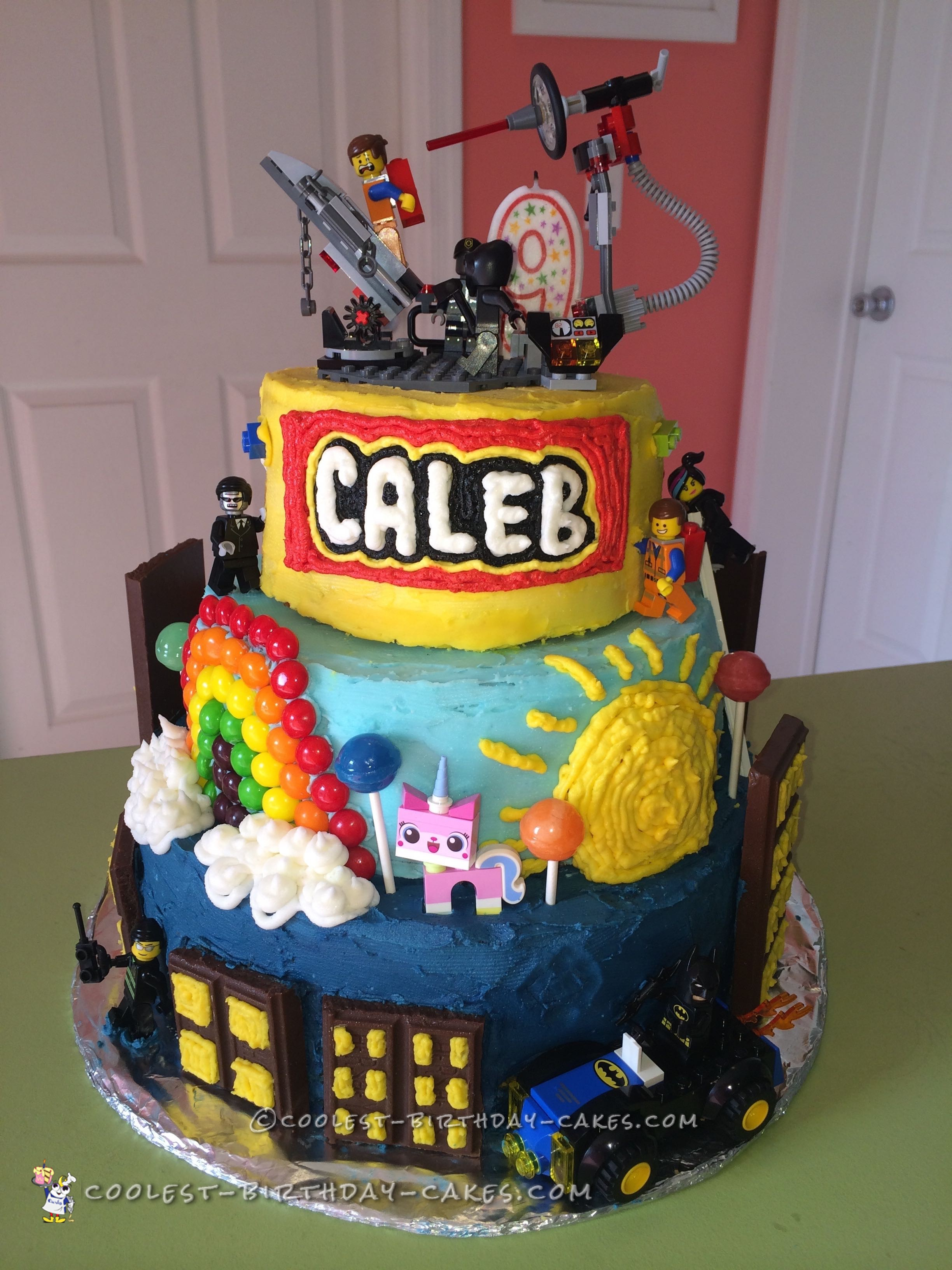 100 Coolest Lego Cake Ideas For The Diy Cake Enthusiasts