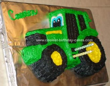 John Deere Tractor Cake Mold The Best Cake Of 2018