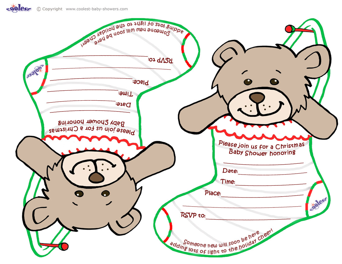 free coloring page christmas stocking with teddy bear car interior