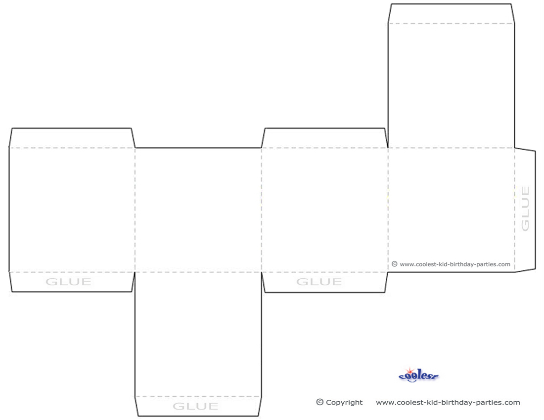 Boxes Template. 1000 images about boxes on pinterest scallops ...