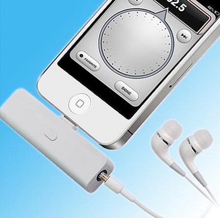 fm radio iphone turn your iphone 5 into an fm radio 187 coolest gadgets 10629