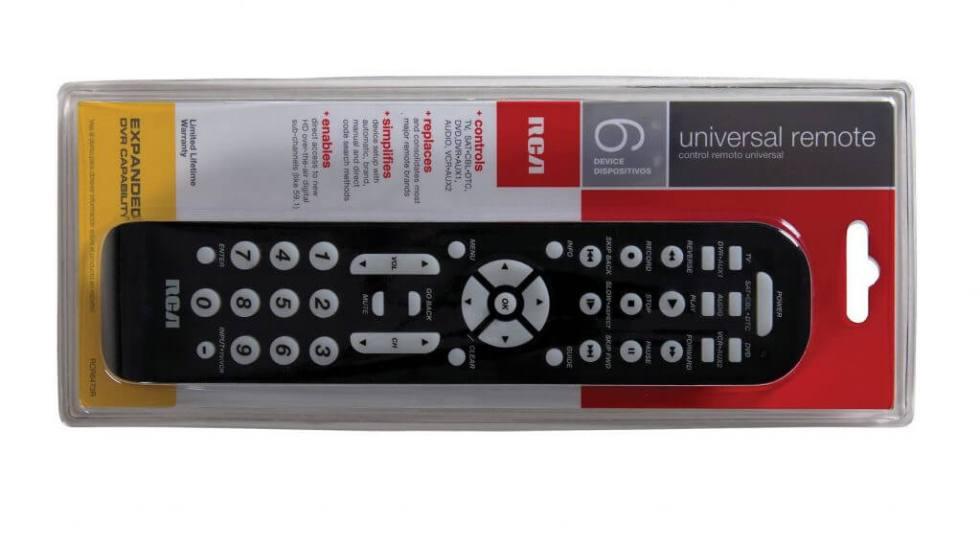 Insignia 4-Device Universal Remote