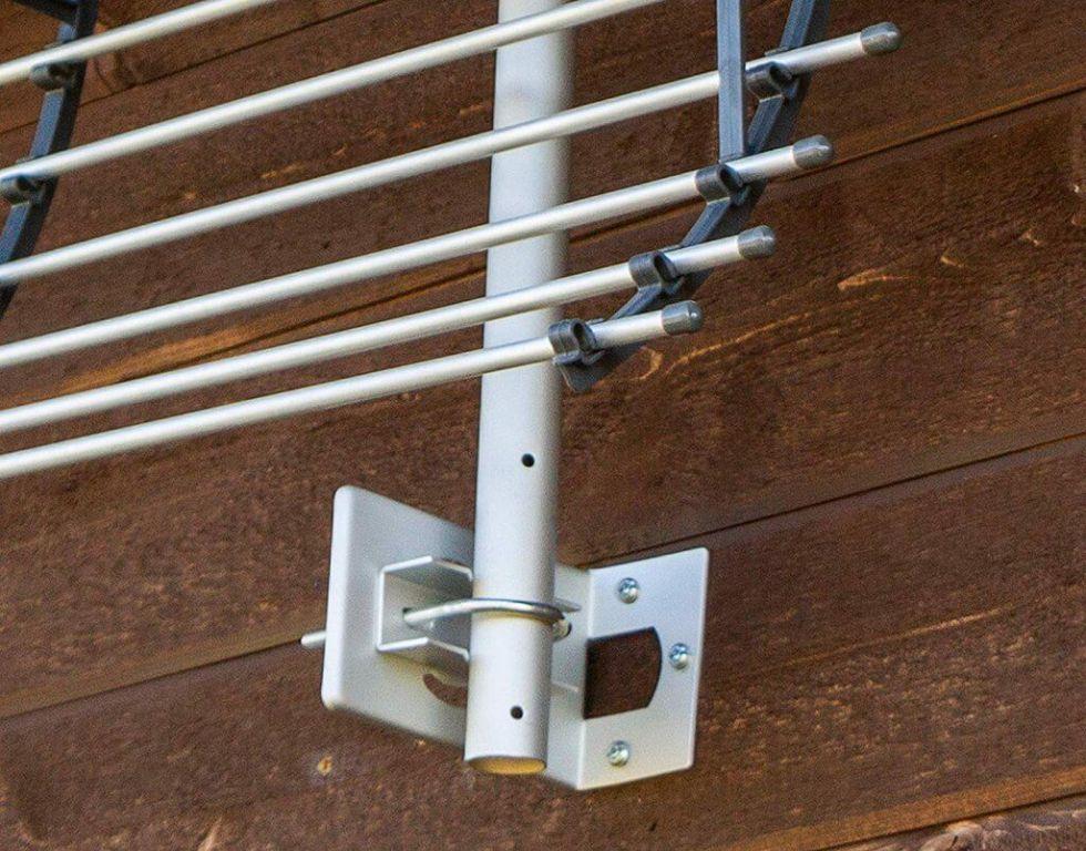 GE 33692 mounted