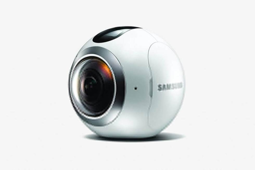 Samsung Gear 360 without stand
