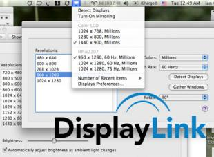 Displaylink Drivers Mac - phonesvegalo