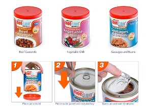 the coolest gadgets hotcans a canned meal on the go 187 coolest gadgets 22095