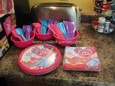 Coolest Abby Cadabby Birthday Party