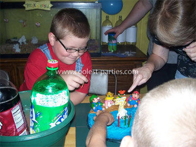 Coolest Mario Birthday Party Ideas With Photos Games And Cake Ideas