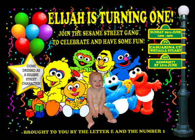Coolest Sesame Street First Birthday Party Ideas From Start To Finish