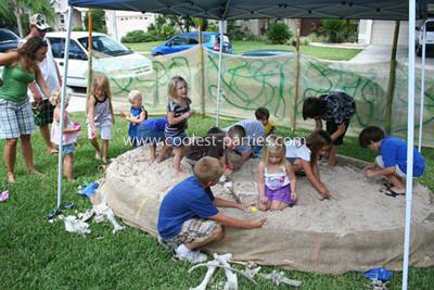 Coolest Dinosaur Games For A Dinosaur Birthday Party