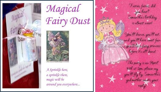 coolest fairy child birthday party idea