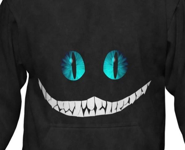 Cheshire Cat hoodie