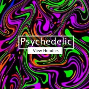 Psychedelic Hoodies Design
